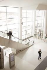 SFO (Marcin Wichary) Tags: airport sfo escalator personalfavourite terminal2