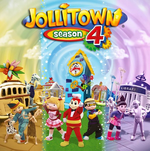 Jollibee's Jollitown Launches Season 4 In ABS CBN This