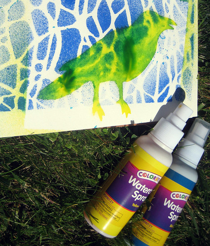 spray watercolor 2