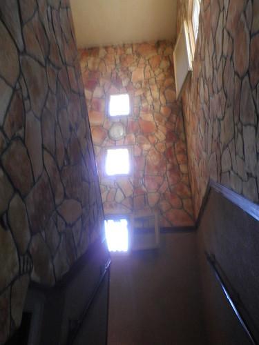 חדר מדרגות המייסדים