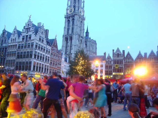 Antwerpen 11 juli 2011 - 25