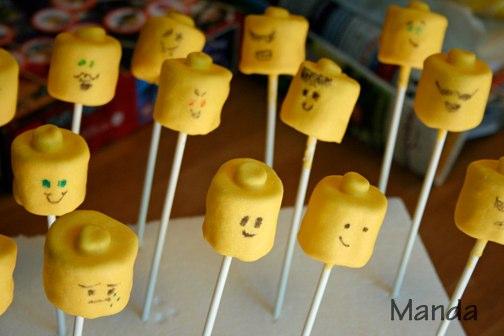 Lego Pops