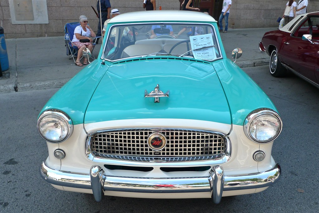 Copyright Photo: Nash Metropolitan 1958 -2 by Montreal Photo Daily, on Flickr