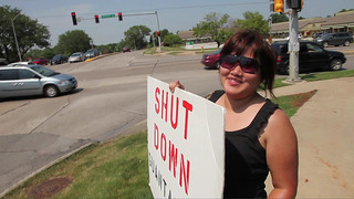 Anti-Torture Vigil - Week 57: Palina