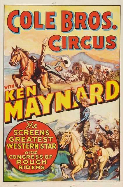 Copy of KenMaynardCircusLRG