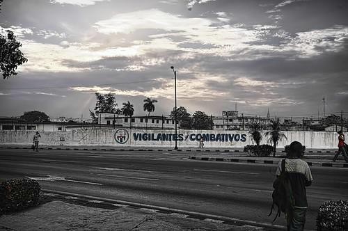 Vigilantes y Combativos.....Tallapiedra, Cuba by Rey Cuba