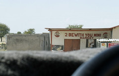 2 Be With You Mini Market (cowyeow) Tags: poverty africa street old silly shop weird town store crazy funny village sad market african empty wrong badsign rough decrepit namibia funnysign dilapidated rundown minimarket namibian uglybuilding funnyname ruacanafalls ruacana crapsign funnyafrica tobewithyou
