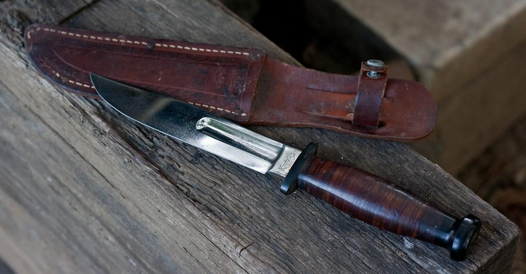 Check out my USN MK1 and Kinfolks hunting knife - AR15 COM
