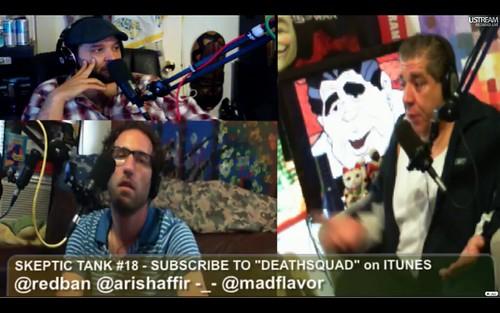 "ARI SHAFFIR'S SKEPTIC TANK #18 ""IMPRISONED"""