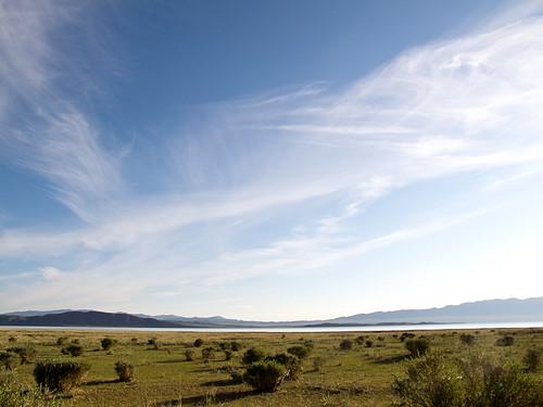 Morning at Olgii Nuur