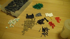 My first pick a brick (elitetrooper1999) Tags: blue red brick wall star lego halo woo wars pick hoo ya pab