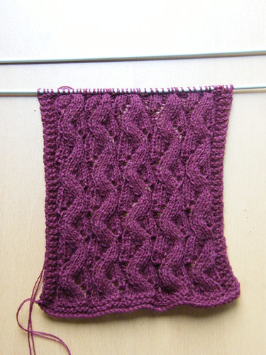 WIP Wednesday - Falling Water