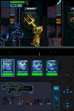 Aliens: Infestation PowerLoader