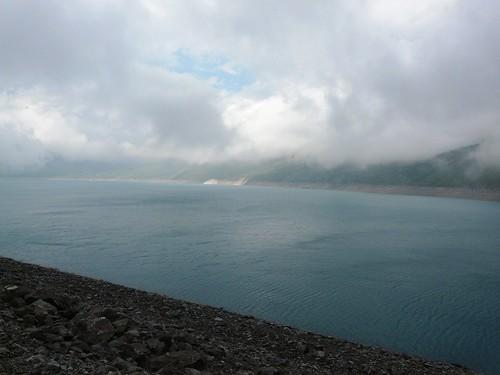 Sur le barrage du Mt Cenis 029