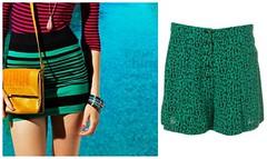 green skirt 3