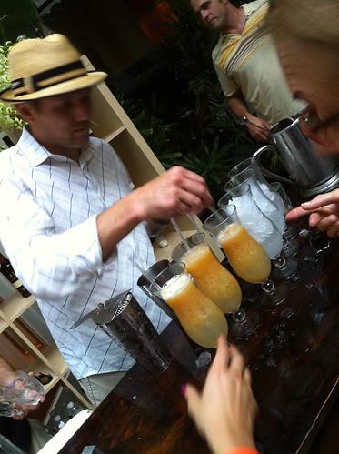 Zacapa Rum Hurricanes