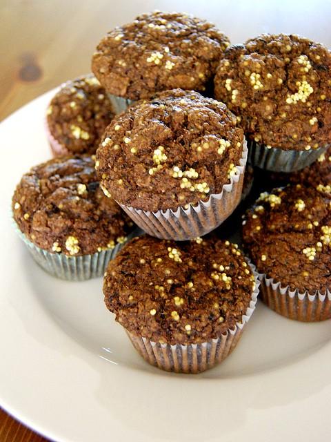 Artful Food: Adaptable Bran Muffins