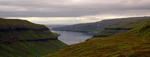 Faroe Islands roads