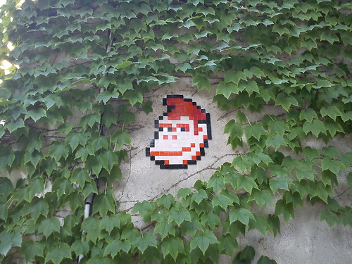 Pixel Street Art Nancy