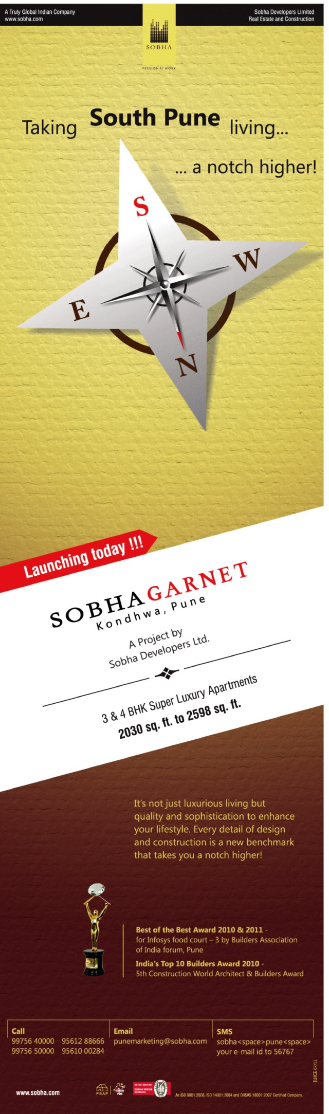 sobha-garnet-launch-ad-2