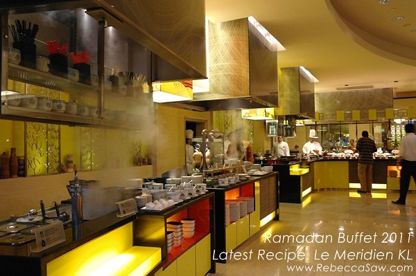 Ramadan Buffet - Latest Recipe, LE Meridien-59