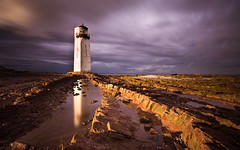 Southerness.- # Explore 247 - Jul 24th, 2011 (RusseII Lees) Tags: sea lighthouse seascape landscape coast scotland russell sony coastline lees dumfries galloway southerness solwayfirth dslra580