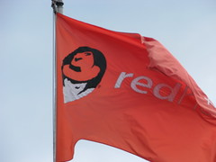 Red Hat flag