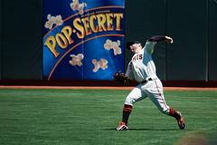 (You can't prove it) Tags: california baseball mlb mccoveycove sanfranciscogiants losangelesdodgers codyross attpark