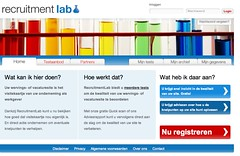 RecruitmentLab voor gratis check wervingssite