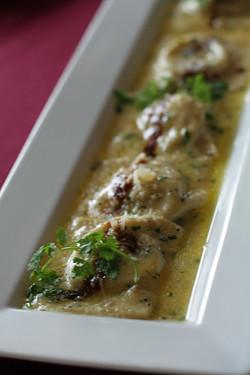 ravioli with potato