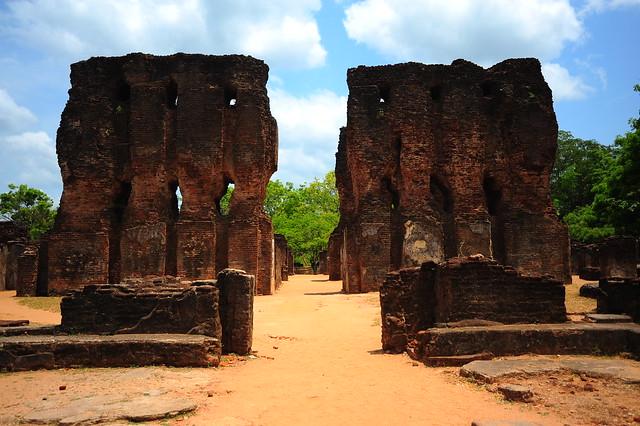 Poor Polonnaruwa