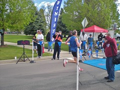 Greg Finishes 4th Overall - Fed Cup 5K