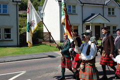 Clan Gregor - Lochearnhead Games 23 July, 2011