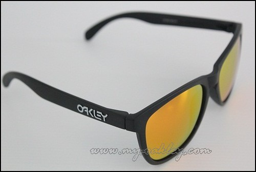 are oakley frogskins polarized 6m3u  Are Oakley Frogskins Polarized