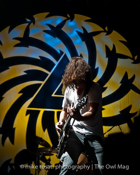 Soundgarden @ LA Forum 7-22-11 -8929