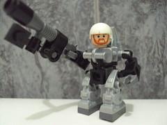One (Soul-) Tags: robot lego mecha mech hardsuit