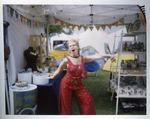 The Undisputed Hillside Dancing Queen by claygrl