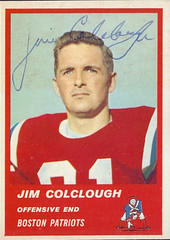 1963 Fleer - 04 - Jim Colclough