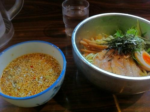 AFURI(阿夫利 あふり)恵比寿 つけ麺(柚子露)