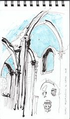21pm largo do carmo 1 (noel_naert) Tags: urban lisbon symposium sketchers