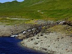 Feeder tunnel entering the dam (nz_willowherb) Tags: see scotland tour natural dam perthshire visit hydro nationaltrust enclosure regeneration lochannalairige to exclosure go reducedgrazing
