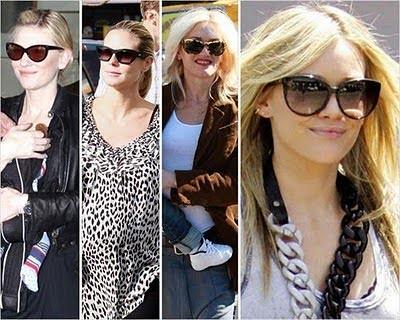 óculos verão 2012 femininos
