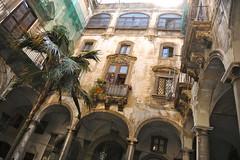 Hotel Orientale (Palermo, Sicily) (marcoderksen) Tags: hotel vakantie via zomer juli oriental palermo orientale sicilie 2011 maqueda