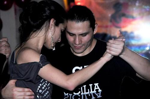 Rodrigo Dancing Tango