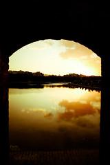33pol / 33bridge (2ins mama) Tags: nature canon river iran isfahan zayanderood 33pol 550d zayanderoud kissx4