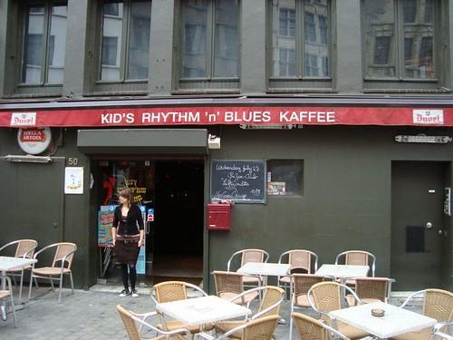 Kids Rhythm 'n' Blues Kaffee