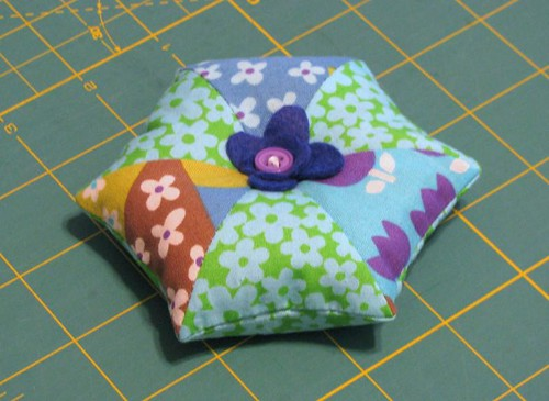 AccuQuilt pincushion