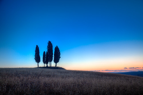 Tuscany Dawn by Greg Weeks Photography