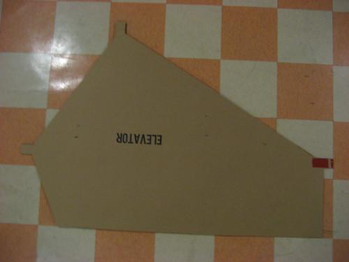 209cm Fled Pattern for Tyvek