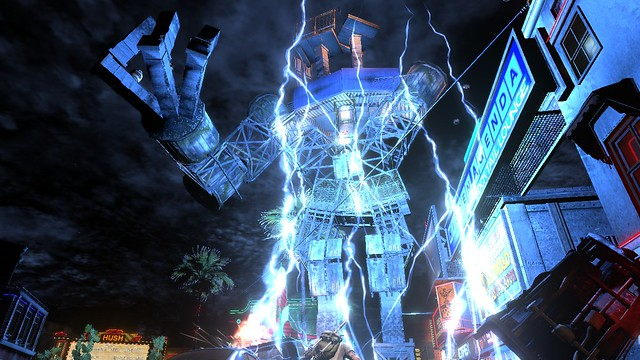inFAMOUS 2 UGC: boss battle